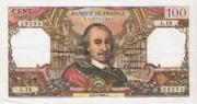 100 Francs (Corneille) – obverse