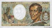 200 Francs (de Montesquieu) – obverse