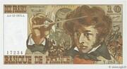 10 Francs (Berlioz, type 1972) -  obverse