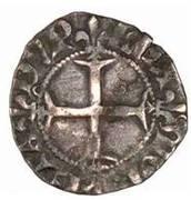 Double Tournois - Charles VI – reverse