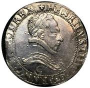 1 Franc - Henry III -  obverse