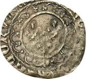 Double Tournois - Charles VII – obverse