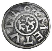 Denier Tournois - Charles II – reverse