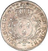 ½ Écu - Louis XV -  obverse