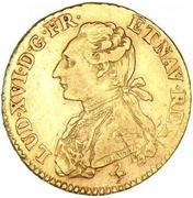 1 Louis d'Or - Louis XVI – obverse