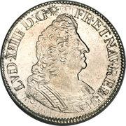 1 Ecu - Louis XIV – obverse