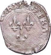 Double Tournois - François I (1st type) – obverse