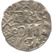 Denier - Philippe II – obverse
