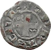 Denier - Philippe II (2nd type) – reverse