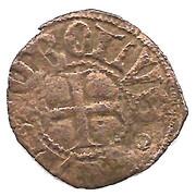 Obole Tournois - Charles VI – reverse