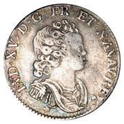 1/10 Écu - Louis XV -  obverse