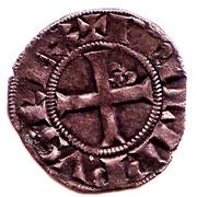 Double Tournois - Philippe IV – obverse