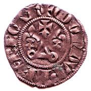 Double Tournois - Philippe IV -  reverse