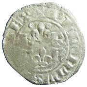 Double Tournois - Philippe VI (1st type) – obverse