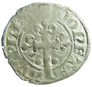 Double Tournois - Philippe VI (1st type) – reverse