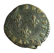 Double Tournois - Henri III (Paris mint; 3rd type) – reverse