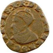 Double Tournois - Charles X (Troyes mint) – obverse