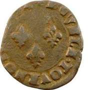 Double Tournois - Charles X (Troyes mint) – reverse