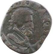 Double Tournois - Henri IV (Bayonne mint) – obverse