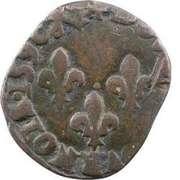 Double Tournois - Henri IV (Bayonne mint) – reverse