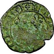 Double Tournois - Henri IV (Rennes mint) – reverse