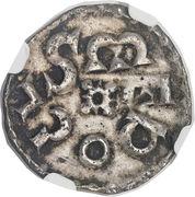 Denier - Charles I (Charlemagne; Melle) – reverse