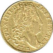 Louis d'or au soleil -  obverse