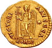 Solidus - Anastasius I (Pseudo-Imperial) – reverse