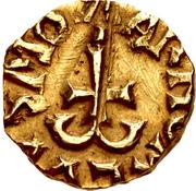 Tremissis - Arnoaldus (Paris) – reverse