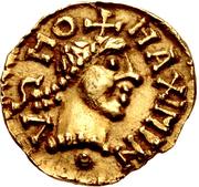 Tremissis - Maximinus (Banassac) – obverse