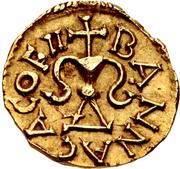 Tremissis - Maximinus (Banassac) – reverse