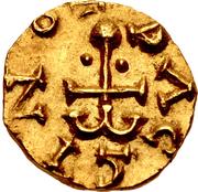 Tremissis -  Dacginus (Arliurubrias) – reverse