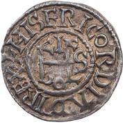 Denier - Louis II or Louis III (Tours) – obverse