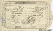 250 Francs - type 1808 comptoirs – reverse