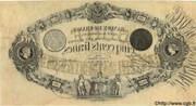 500 Francs - type 1842 – reverse