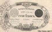100 Francs (type 1848 définitif transposé) -  obverse