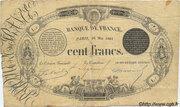 100 Francs - type 1848 définitif à l'italique 1 – obverse