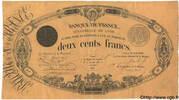 200 francs (type 1848 succursales) – obverse