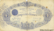 500 Francs - type1863 indices noirs -  obverse