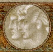 100 francs Luc Olivier Merson (type 1906 avec grands cartouches) -  obverse