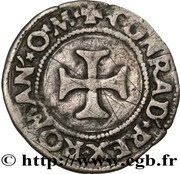 Cavallatto d'argent - 1er type – reverse