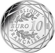 10 Euro (Cosmoschtroumpf) -  obverse