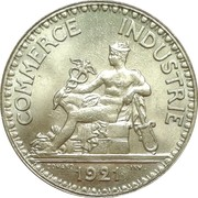 2 Francs (Chambers of Commerce) -  obverse