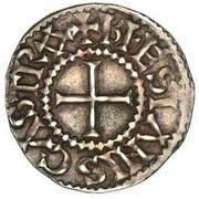 Denier - Charles II le Chauve (Blois) – reverse