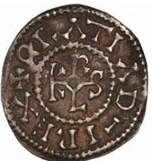 Denier - Charles II le Chauve (Tours) – obverse
