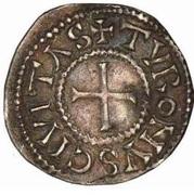 Denier - Charles II le Chauve (Tours) – reverse