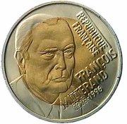 5 Euro / ECU (François Mitterand) -  obverse