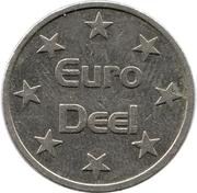 Token - AMF (Euro deel) – obverse