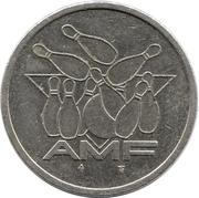 Token - AMF (Euro deel) – reverse