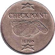 Game Token - Checkpoint – reverse